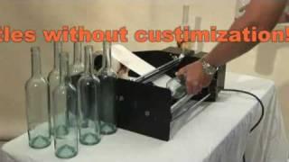 Bottle-matic Bottle  Labeling Machine, Bottle Labeler.