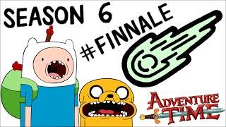 Final EPICO de la 6a. temporada / Hora de Aventura