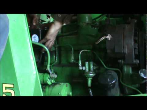 John Deere Alternator Wiring Diagram 3 Way Light Fix - Youtube