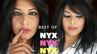 ONE BRAND TUTORIAL THE BEST OF NYX FOR INDIAN/BROWN SKIN NYX COSMETICS REVIEW