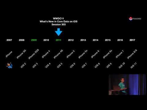 FrenchKit 2017 - Core Data Custom Store - Rew Islam