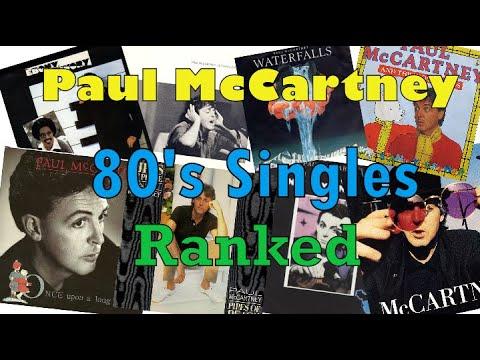 Every Paul McCartney single, ranked