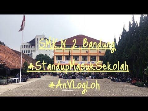 Stand Up Comedy Masuk Sekolah (Stand Up Indo Bandung) - SMKN 2 Bandung