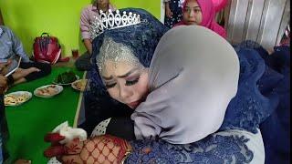 Akad Nikah Sedih - Tria Dan Dwi , 27 Oktober 2018 , Tata Rias Wati