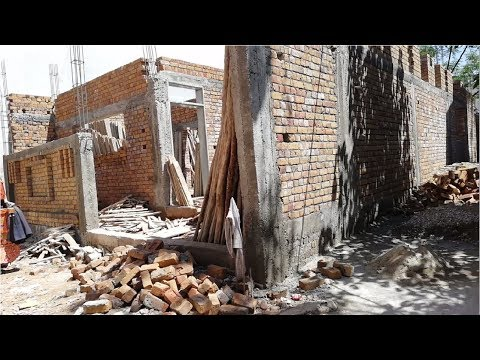 5 Marla House construction
