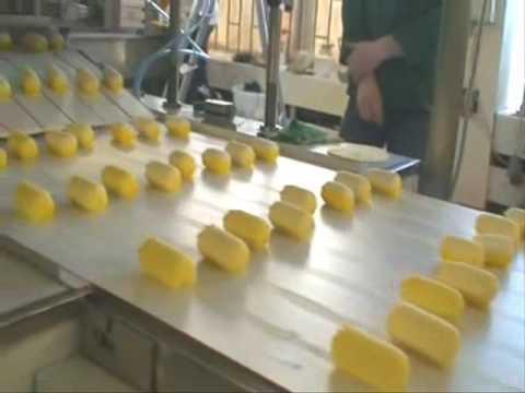 Sweet Cheese Curd Manufacturing Machine Intellecurd Youtube