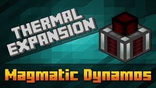Thermal Expansion - Magmatic Dynamos