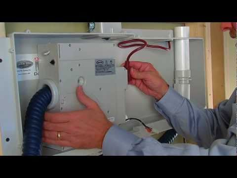 Central Vacuum Retractable Hose Management System Doc It Installation You
