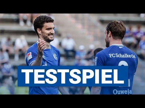 TESTSPIEL RE-LIVE | FC Schalke 04 – SF Hamborn 07 14:0