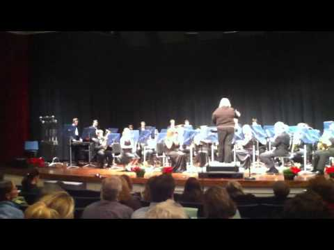 MHS Band- Ode to Greensleeves
