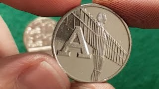 A for Amazing!!! A-Z £100 10p Coin Hunt + Q&A Part 7