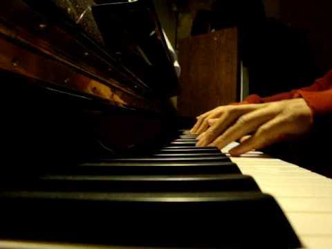 Zzyzx Rd. - Stone Sour (piano cover)