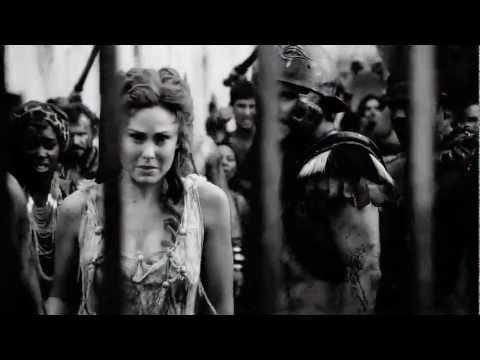 spartacus & laeta | kissing death - Spartacus: Blood ...