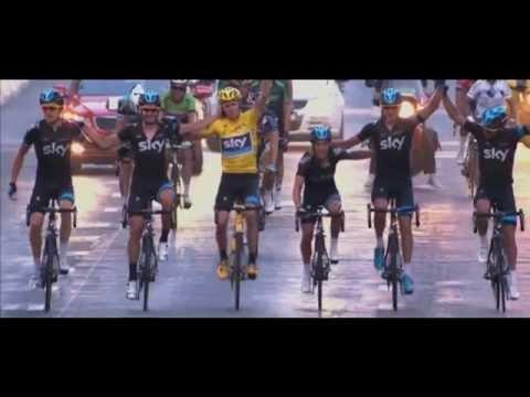 Tour de France 2015 - ITV4, July 4th