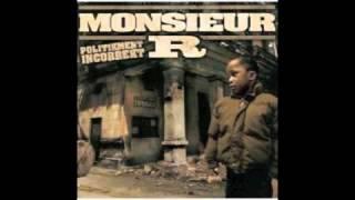 Monsieur R feat. Prodigy (Mobb Deep) - International Husler