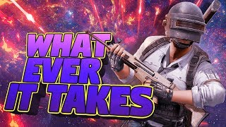 PUBG MOBILE LIVE: WHATEVER IS TAKES FOR CHICKEN DINNERS | NEW UPDATE 0.12.0 | RAWKNEE