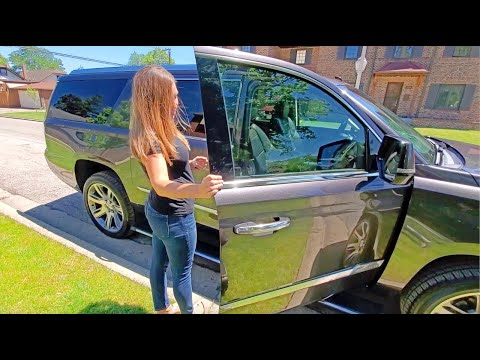 My Wife's Reaction To Buying Her A Structurally Damaged Escalade & How I Fixed EVERYTHING For Cheap!