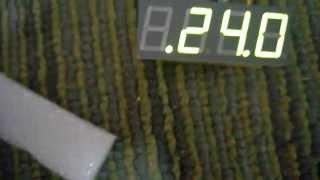 видео Термостат на ATtiny13