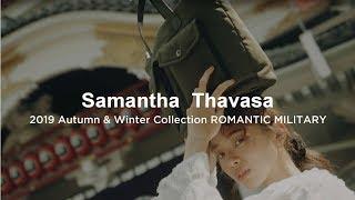 【Samantha Thavasa 】サマンサタバサ 2019Autumn「ROMANTIC MILITARY」long ver.