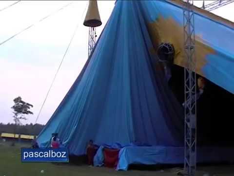Circus Belly Wien in Bergen Op Zoom 2013