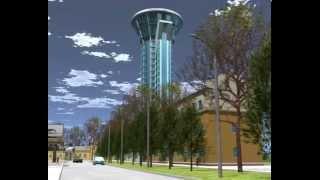 Подвесной городской транспорт будущего (3 уровень)