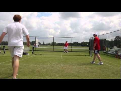 All England Doubles QF 2011.mov