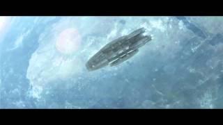 Battlestar Galactica - Jump to Earth [Visual Effects TEST]