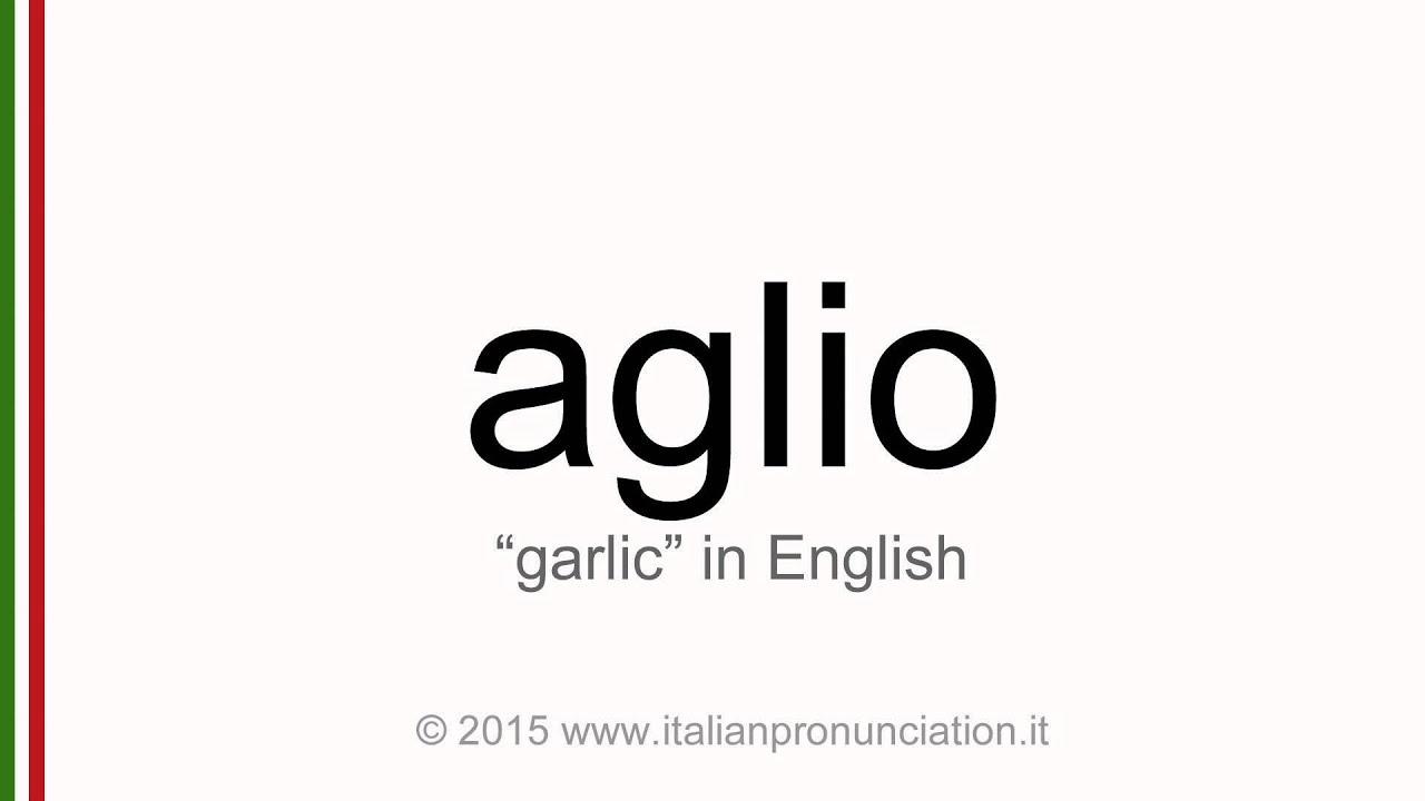 how to say please in italian pronunciation