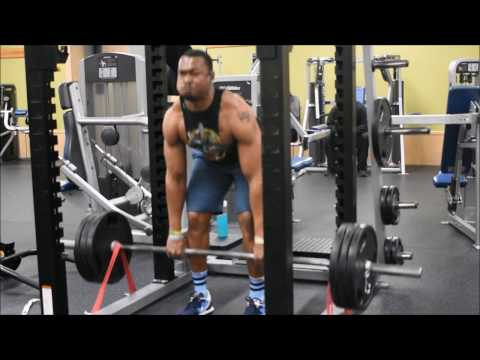 How To Get Stronger At It  DeadLift Work