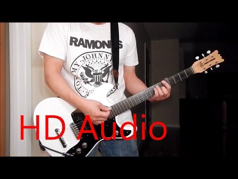 Ramones – Have You Ever Seen The Rain (Guitar Cover), Barre Chords, Downstroking, Johnny Ramone