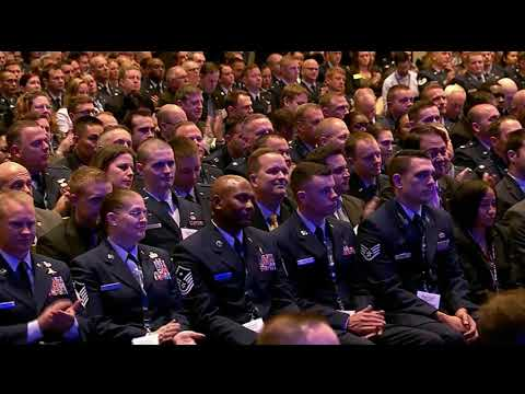 Mattis Speaks at AFA Conference