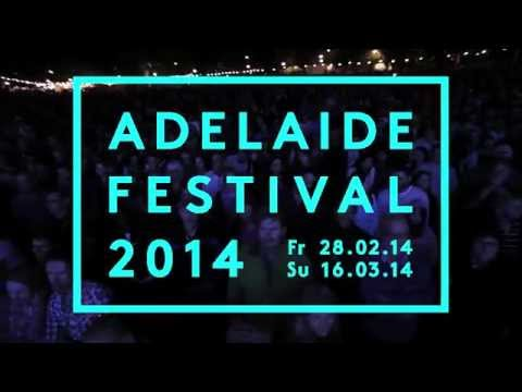 That was Adelaide Festival 2014