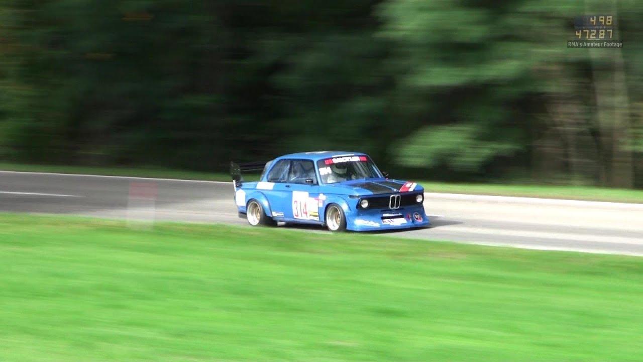 Bergrennen Mickhausen 2017 Best Of Touring Cars Kw Berg Cup Gr A E1