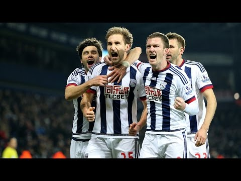 Vote for your 2015/16 West Bromwich Albion Goal of the Season