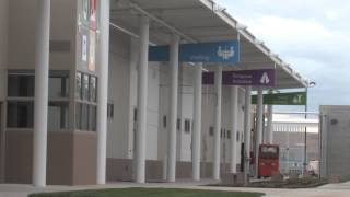 New prison medical facility dedicated in Stockton