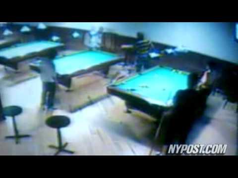 Pool Cue Killing - New York Post