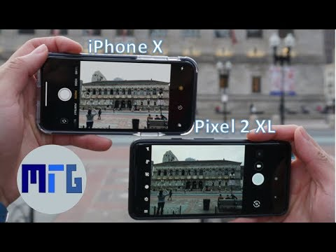 iphone   pixel  xl  depth camera test comparison youtube
