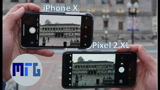 iPhone X vs Pixel 2 XL: In-Depth Camera Test Comparison
