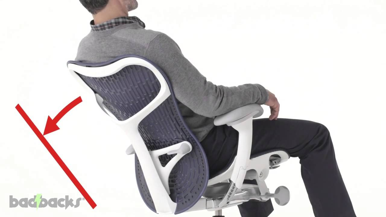 Herman Miller Mirra 2 Chair Review Hanging For Room Adjusting Guide Video Youtube