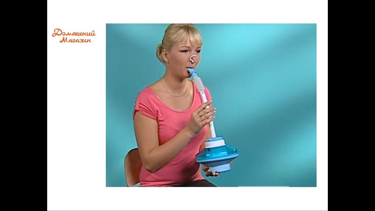 Дыхательный тренажер Самоздрав обычный вариант