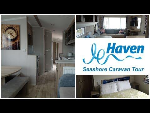 Haven Seashore Caravan Tour - June 2017 (Great Yarmouth, Norfolk)