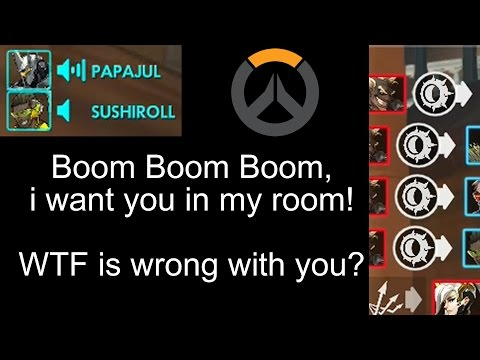 Boom Boom Boom, i want you in my room!