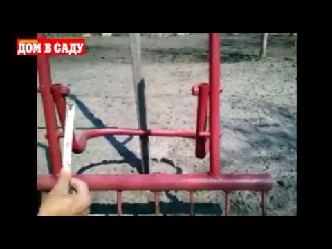 видео: Как быстро и легко вскопать огород. Как сделать свою чудо-копалку