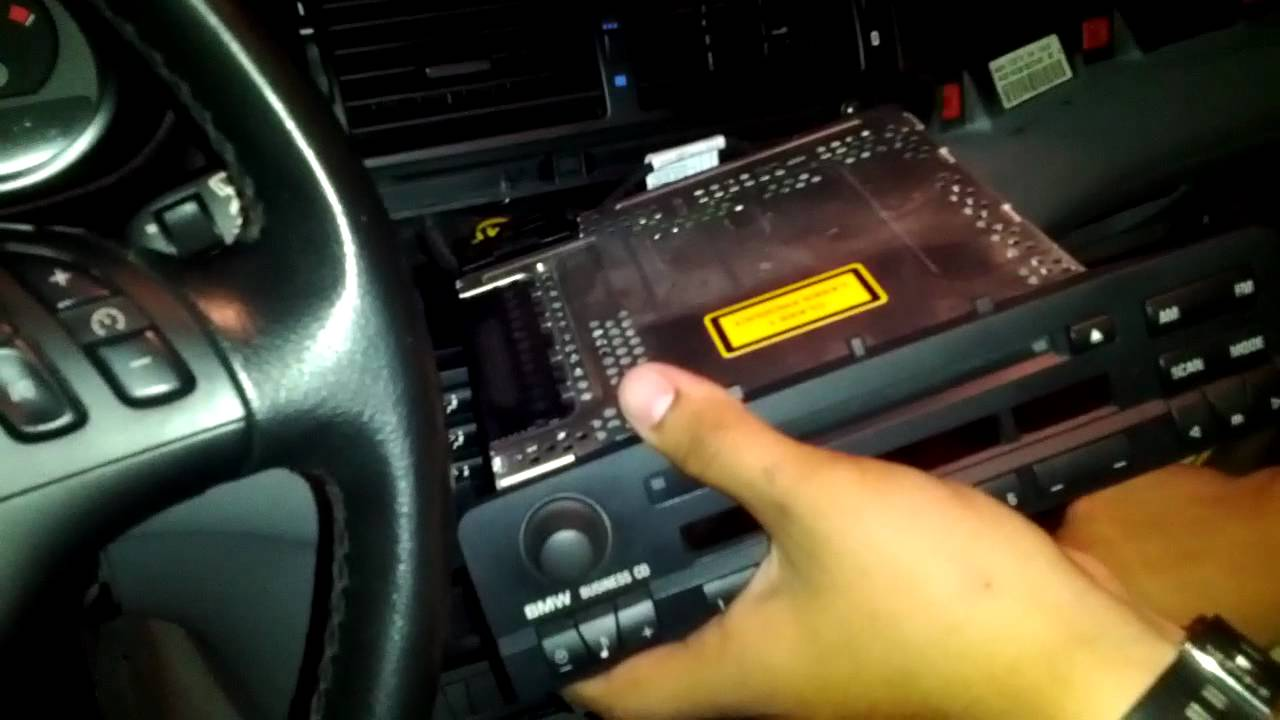 2000 bmw 323i car stereo radio wiring diagram [ 1280 x 720 Pixel ]