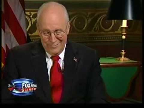 Cheney Says F Yourself on Senate Floor