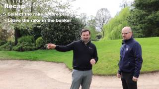 A beginners guide t๐ golf course etiquette