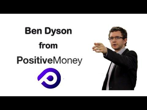 """Ben Dyson """"Sovereign Money"""" 26th November 2014"""