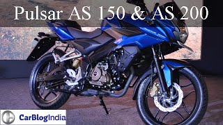 bajaj pulsar adventure sport as 150 as 200 walk around review features specs price details