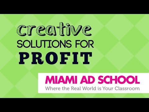 Creative Strategist Shanteka Sigers: Solutions for Profit | Miami Ad School Graphic Design School