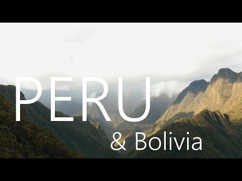 Traveling Peru & Bolivia in 4k